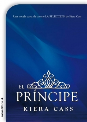 Ebook El príncipe by Kiera Cass DOC!