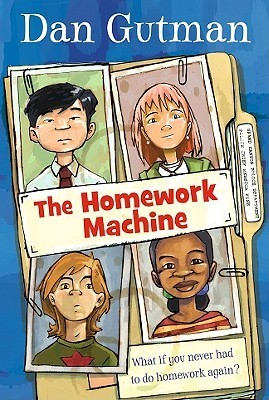 the homework machine by dan gutman wikipedia