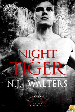 Ebook Night of the Tiger by N.J. Walters TXT!