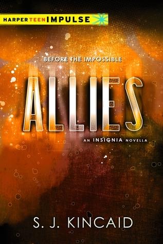 Allies (Insignia, #1.5)