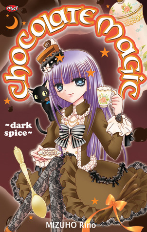 Ebook Chocolate Magic: Dark Spice by Rino Mizuho DOC!