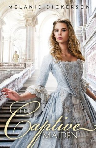 The Captive Maiden (Hagenheim, #4)