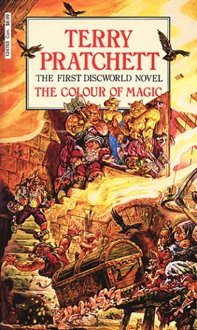 Terry Pratchett: Discworld series
