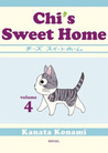 Chi's Sweet Home, Volume 4 by Kanata Konami