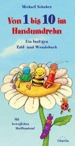 Von Bis Im Handumdrehn Ein Lustiges Z hl Und Wendebuch Mit Beweglichen Stoffb ndern