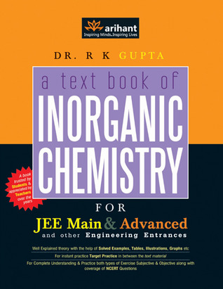 a textbook of inorganic chemistry for jee main advanced and  17794969