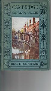 Cambridge - Beautiful Britain series
