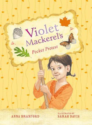 Violet Mackerel's Pocket Protest (Violet Mackerel, #6)