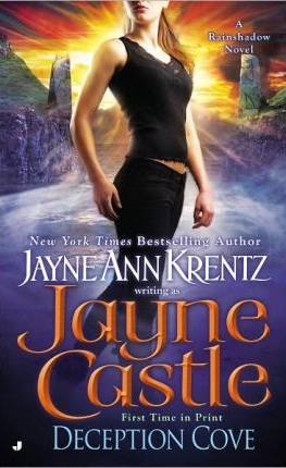 REVIEW: Deception Cove (Harmony #10) by Jayne Castle