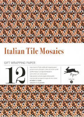 Italian Tile Mosaics par Pepin van Roojen