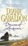 Book cover for Drums of Autumn