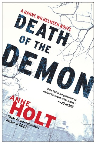 Death of the Demon (Hanne Wilhelmsen, #3)