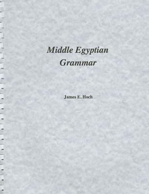 Middle Egyptian Grammar