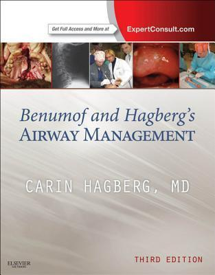 Benumof and Hagberg's Airway Management E-Book