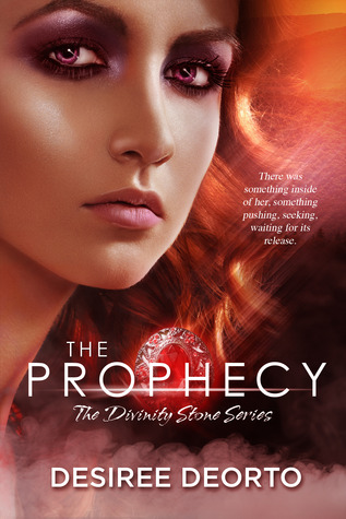 The prophecy by Desiree DeOrto : Book sites