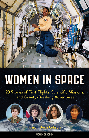Image result for women in space karen bush gibson book cover
