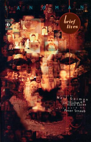Brief Lives by Neil Gaiman
