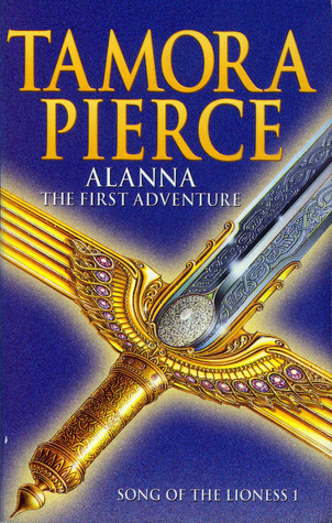 Alanna: The First Adventure (Song of the Lioness, #1)
