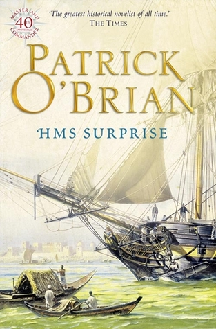 H.M.S. Surprise by Patrick O'Brian