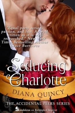 Seducing Charlotte (Accidental Peers, #1)