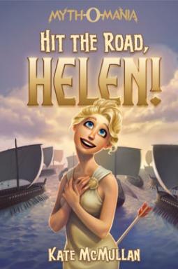 Hit the Road, Helen! (Myth-O-Mania, #9)