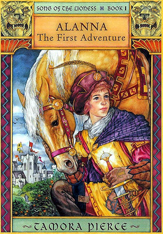 Image result for Alanna the first adventure book