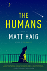 The Humans-book cover