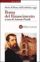 Storia di Roma dall'antichità a oggi by Antonio Pinelli