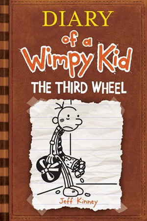 The third wheel diary of a wimpy kid 7 by jeff kinney 13563669 solutioingenieria Images