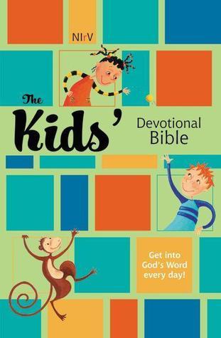 Holy Bible: Kids' Devotional Bible, NIrV