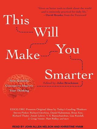 This Will Make You Smarter: New Scientific Concepts to Improve Your Thinking EPUB