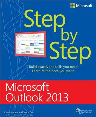 Microsoft Outlook 2013 Step by Step por Joan Lambert, Joyce Cox