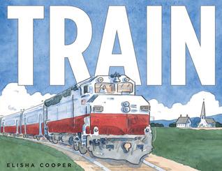 Train, by Elisha Cooper