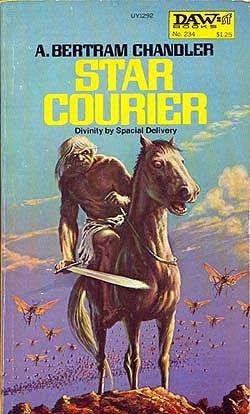 Star Courier (John Grimes, #9)