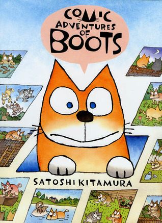 Comic Adventures of Boots