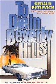 To Die in Beverly Hills Descarga de la colección de libros electrónicos