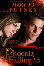 Phoenix Falling (Starting Over, #2)
