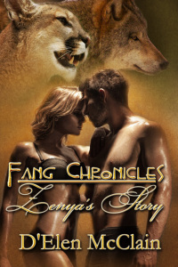 Zenya's Story (Fang Chronicles, #3)