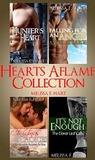 Hearts Aflame Collection I by Melissa F. Hart
