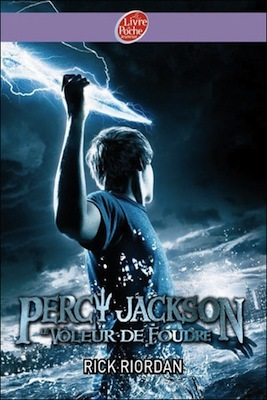 Le voleur de foudre (Percy Jackson, #1)