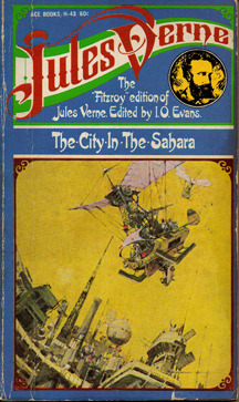 The City In The Sahara (Book 2 of The Astonishing Adventure of the Barsac Mission)