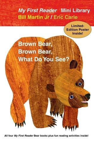 Bear Book Readers Paperback Boxed Set