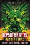Battle Lines (Department 19, #3)