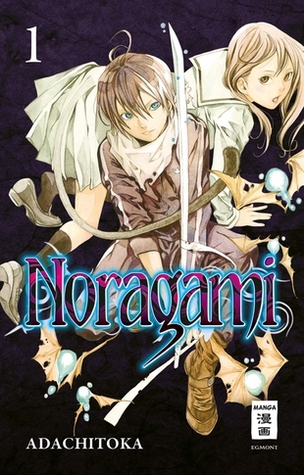 Noragami 1 (Noragami: Stray God, #1)
