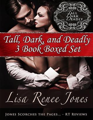 Tall, Dark, and Deadly 3 Book Box Set (Tall, Dark & Deadly, #0.5-2)