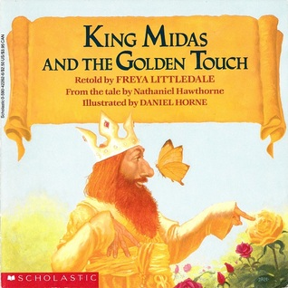 king midas and the golden touch story