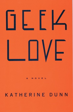 Image result for geek love book