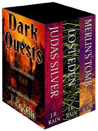 Dark Quests (3 Screenplays)