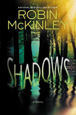 book cover: Shadows by Robin McKinley