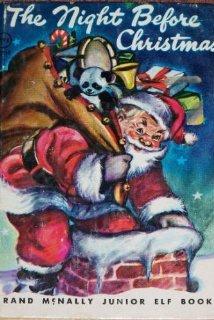 The Night Before Christmas (A Rand McNally Junior Elf Book)